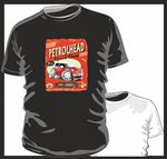 KOOLART PETROLHEAD SPEED SHOP BMW MINI ONE COOPER mens or ladyfit t-shirt